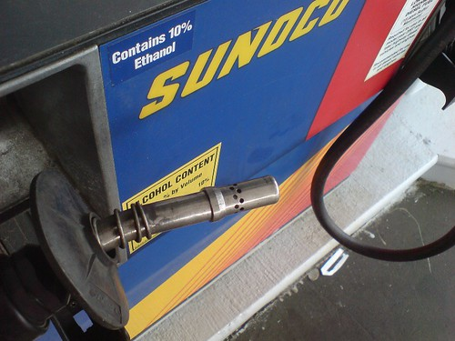 Vapor recovery device at Sunoco | by mroach