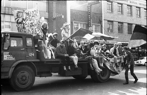 Procession through Newcastle on Autonomy Day, 19th July 1967 | by UON Library,University of Newcastle, Australia
