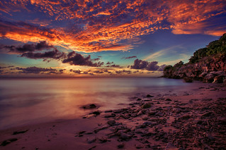 Redo from Curacao Beach Sunset | by Captain Kimo