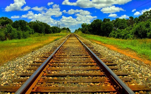 Tracks to the Sky | by Jeff Clow