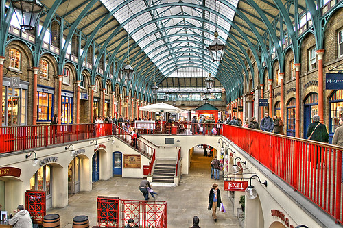 Covent Garden Market - London | by nick.garrod