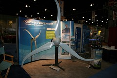 Small wind at work | by American Wind Energy Association