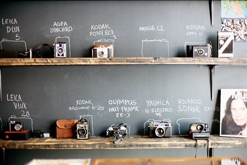 Cameras for Public Use at Levis Workshop | by Shawn Hoke