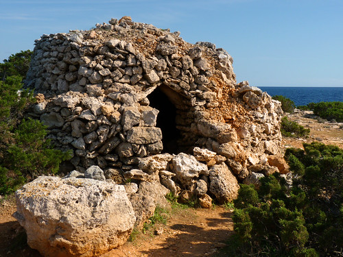 Stone Age dwelling on Menorca. . . | by B℮n
