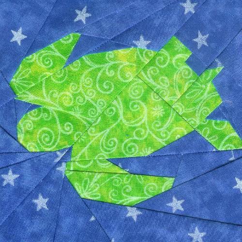Sea Turtle | Original design by Jennifer Ofenstein ...