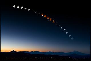 Lunar Eclipse August 28, 2007 | by Sean Bagshaw