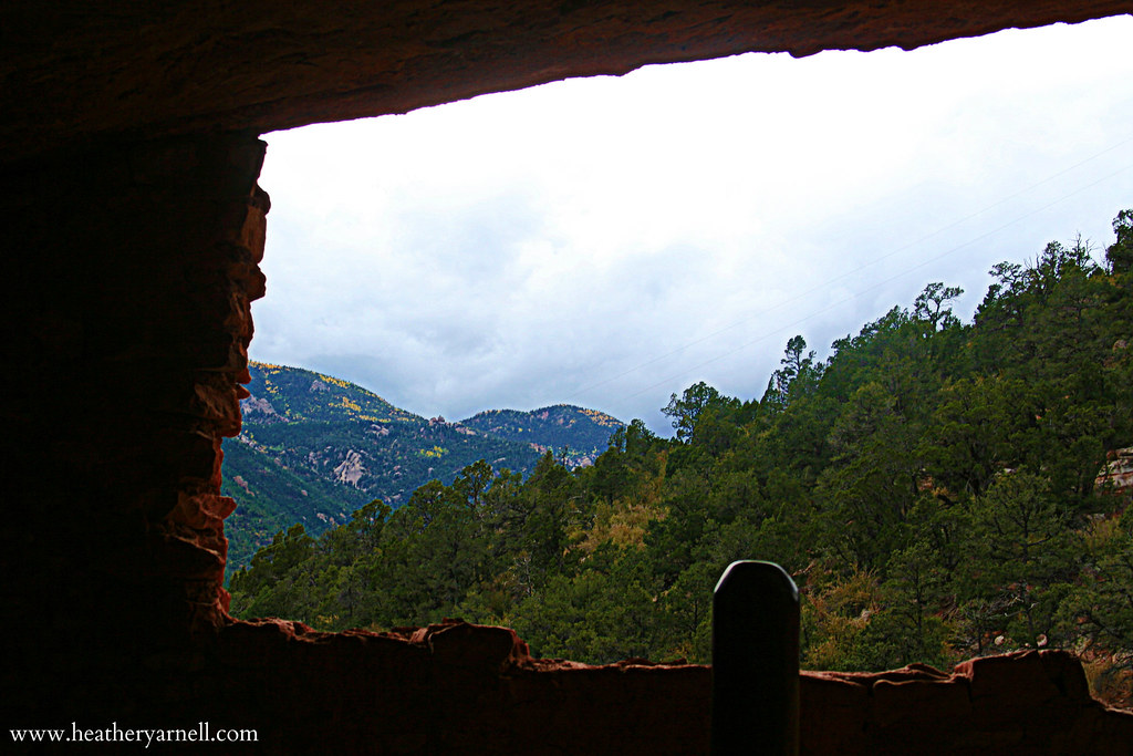 Manitou Springs Anasazi Window