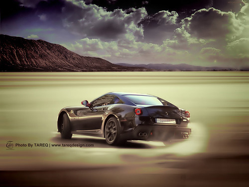 Ferrari 599 GTO | 1 of 599 | by Tareq Abuhajjaj | Photography & Design