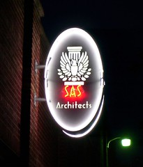 SAS neon sign | by acnatta