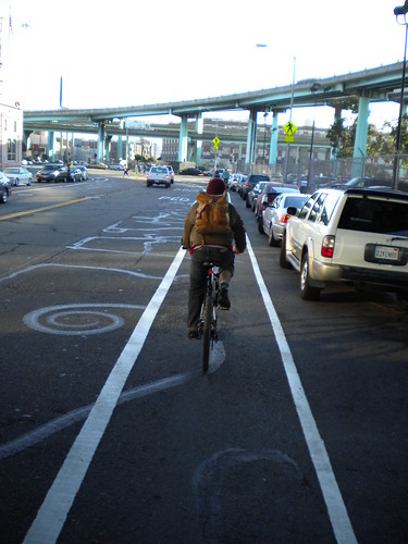 Division Street bike lanes | by sfbike