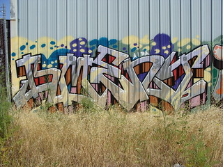 Dment  KIL Oakland Graffiti Art | by anarchosyn