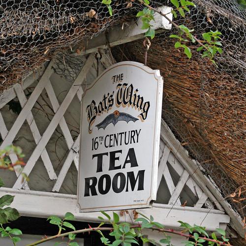 Bat S Wing Tea Room Isle Of Wight