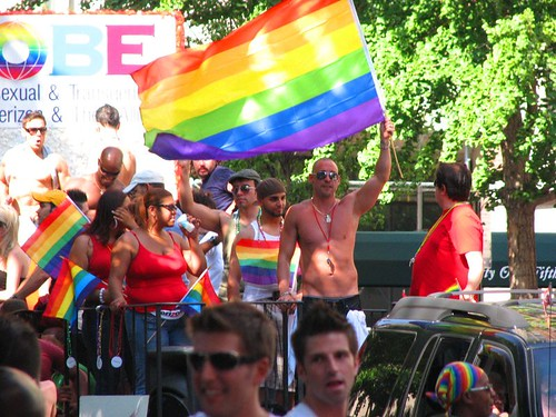 Gay Pride Parade New York City 2007 | by Kevin Coles