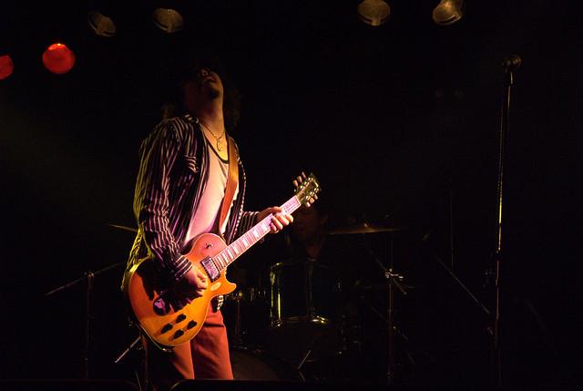 The Nice live at Yotsuya Outbreak, Tokyo, 23 Jun 2010. 004