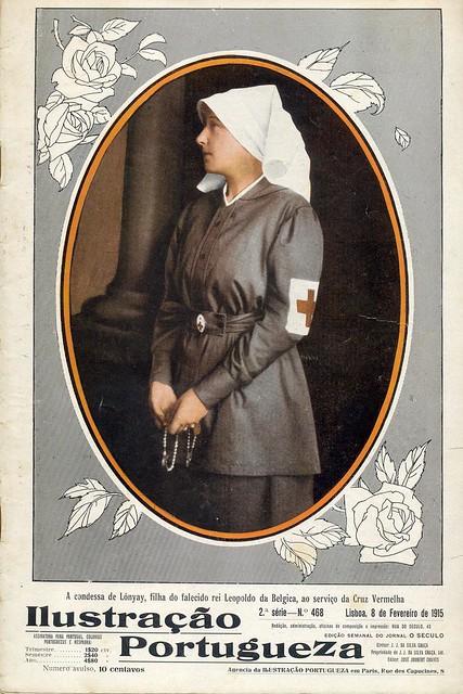 Ilustração Portugueza, No. 468, February 8 1915 - cover