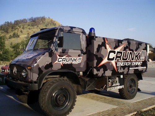 Unimog in Sturgis | by CRUNK!!! Energy Drink