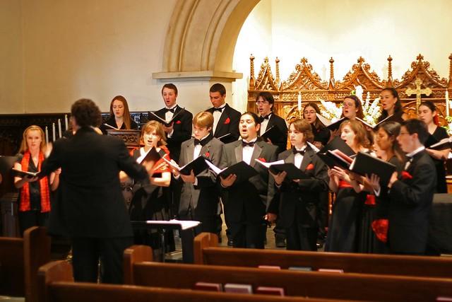 Carmel Bach Festival Youth Chorus