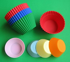 Silicone cupcake liners | by Biggie*
