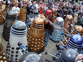 Daleks Aplenty | by Linsey Rhodes Photography