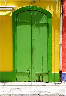 Green door | by Zé Eduardo...