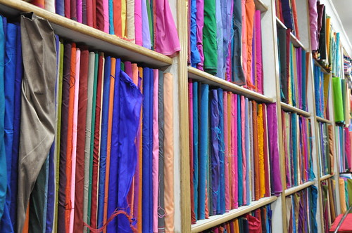 Sari Matching Centre | by Kara Newhouse