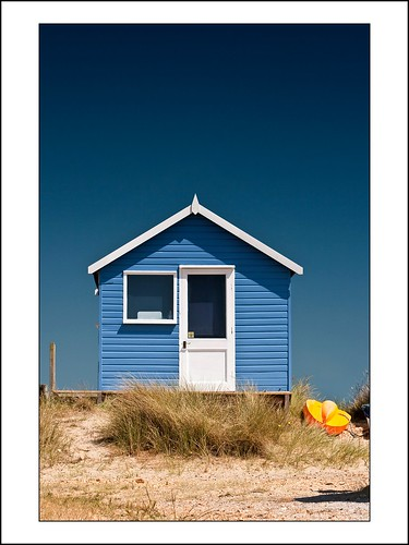 Beach hut | by Indie Images