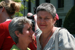 Gay Marriage hearings at the CT Supreme Court | by WNPR - Connecticut Public Radio
