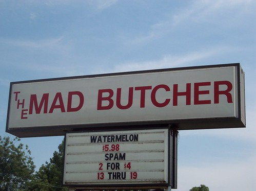 You Can't Beat the Mad Butcher's Meat | by dsimmons2006