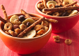 Honey Nut Snack Mix | by Cascadian Farm