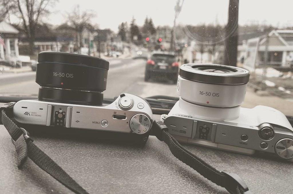 Samsung Siblings #imagelogger #nx500 #nx300 #cameraporn