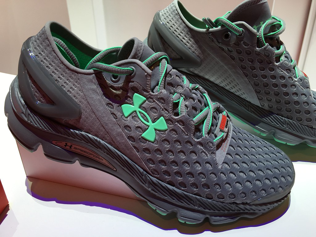 Smart shoes from Under Armour