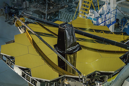 Low Light James Webb Space Telescope