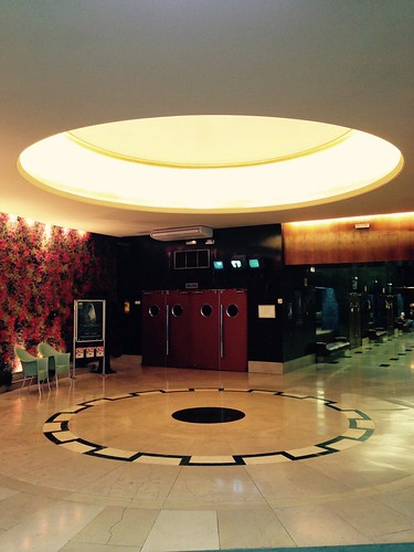 Cine Palafox, Chamberí. Madrid