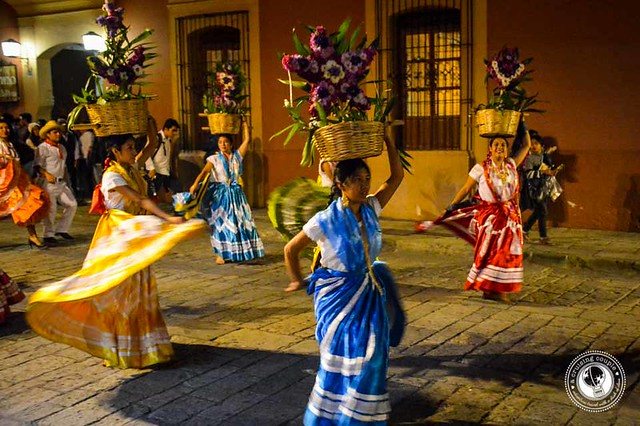 Oaxaca Traditional Wedding Parade