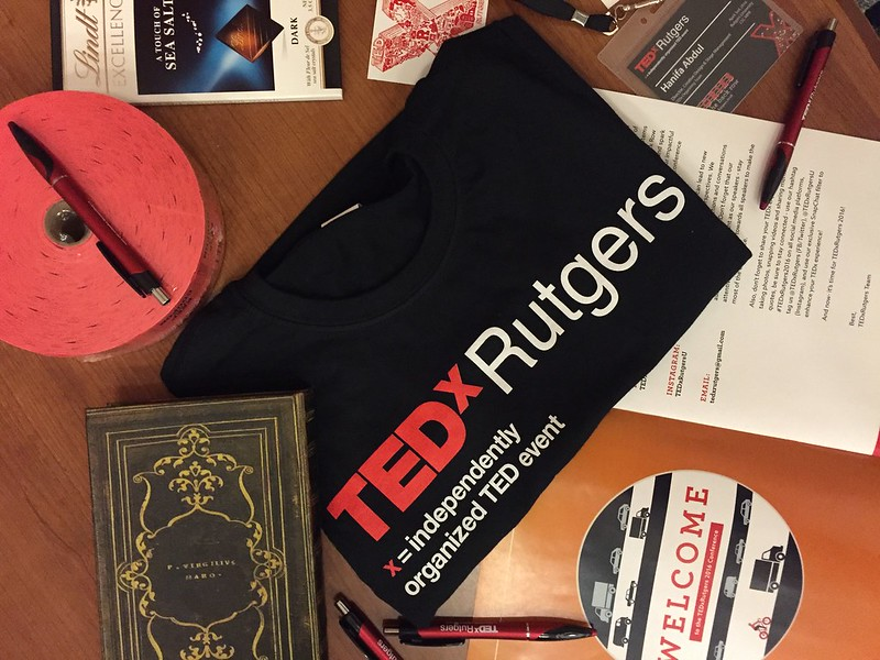 TEDxRutgers Annual Conference 2016
