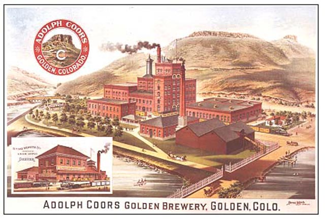 coors-brewery-postcard