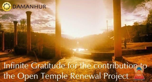 open temple