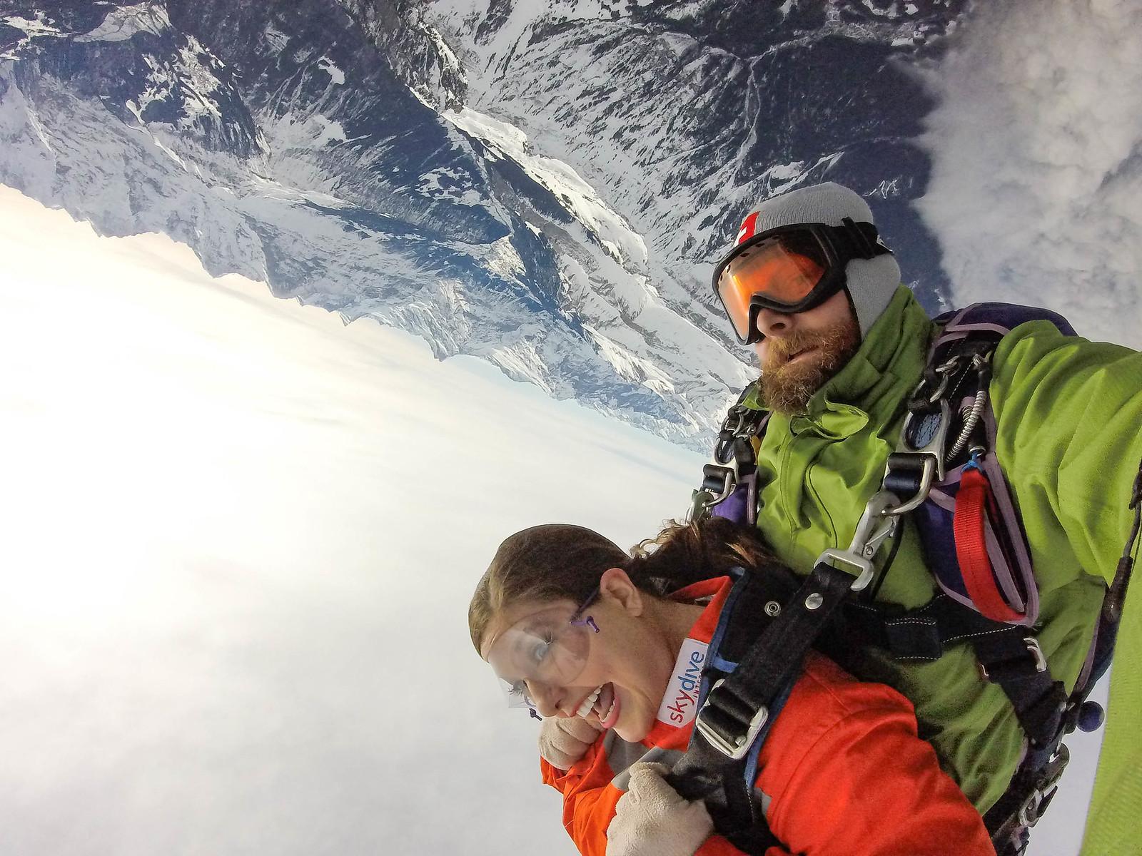Skydive Interlaken | Adelante