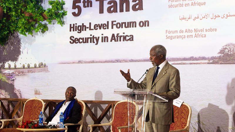 5th Tana Forum: Day 1