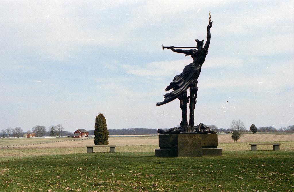 Gettysburg - Spring 2016