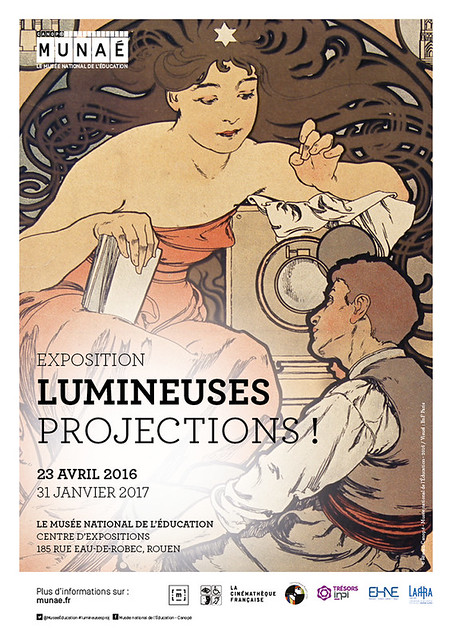 Lumineuses projections !