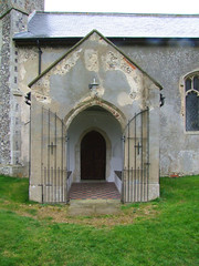south porch