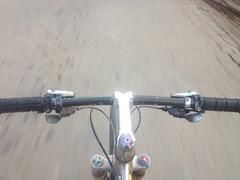 Mtb on the Road