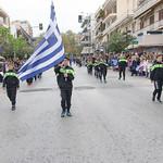 Παρέλαση 25ης Μαρτίου 2016