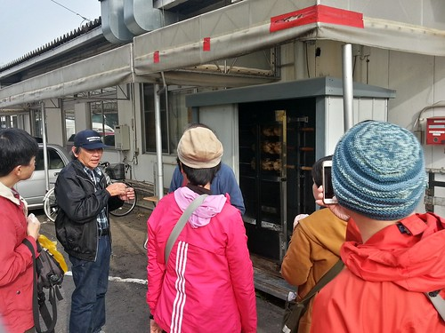 茨城・常総で災害ボランティア(関東・東北豪雨 0410便)