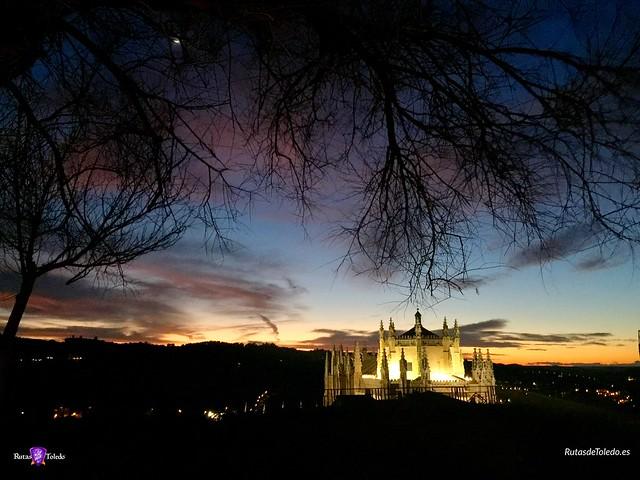 Paseo Virgen de Gracia Toledo