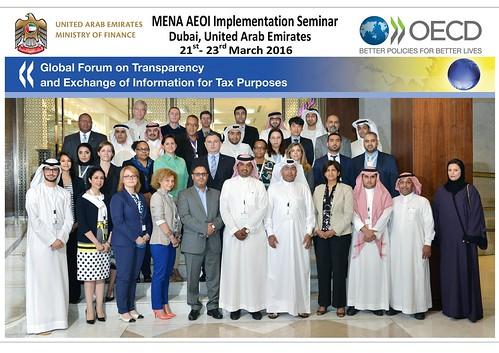 MENA AEOI Implementation Seminar