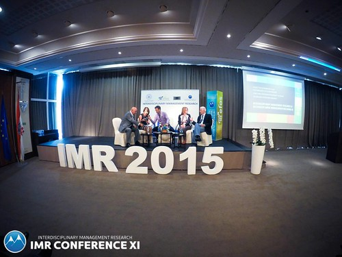 IMR Conference XI 2015