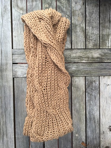 Infinite Wave Cowl