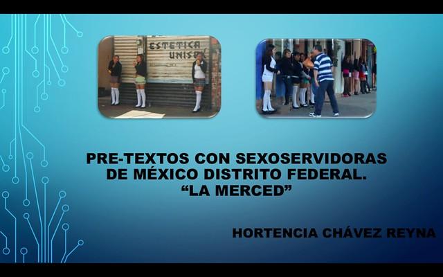 Hortencia Chavez Reyna: Pre-Texts in Mexico